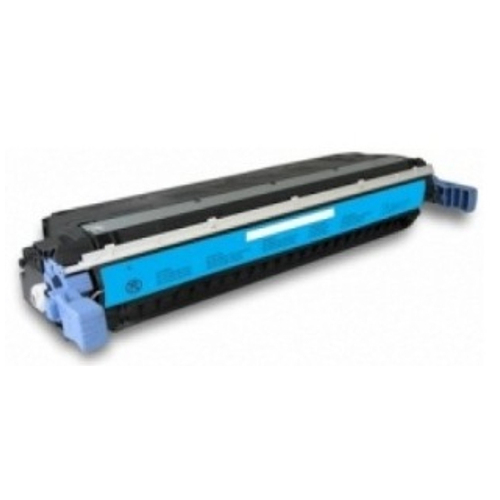Remanufactured 645A Cyan (C9731A) title=