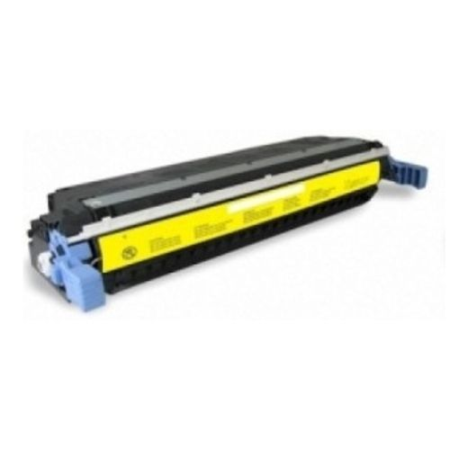 Remanufactured 645A Yellow (C9732A) title=