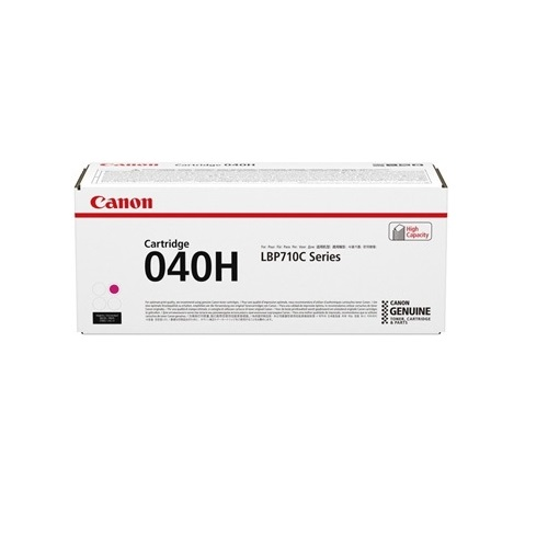 Canon CART040HM Magenta High Yield (Genuine) title=