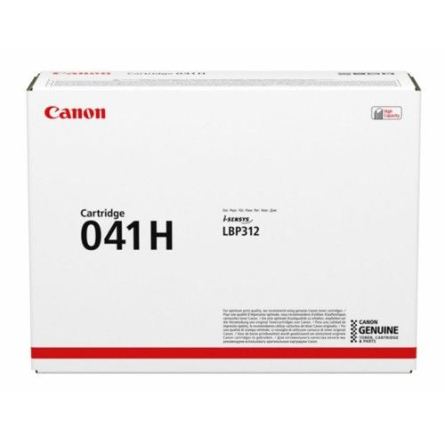 Canon CART041H Black High Yield (Genuine) title=