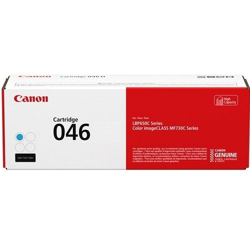 Canon CART046C Cyan (Genuine) title=