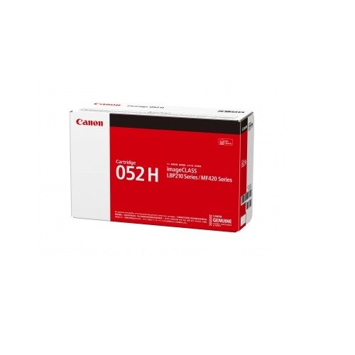 Canon CART052H Black High Yield (Genuine) title=