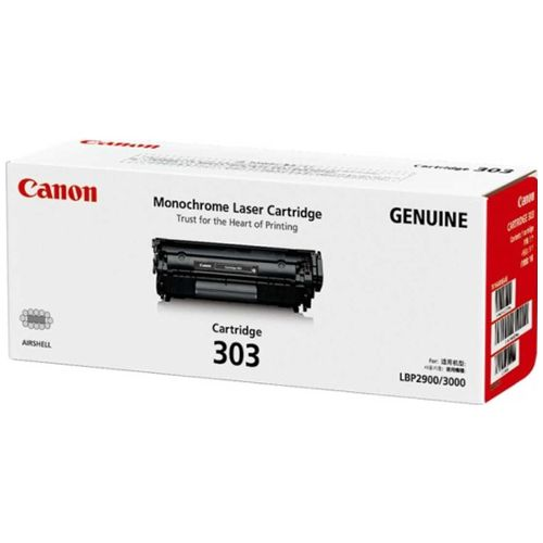 Canon CART303 Black (Genuine)