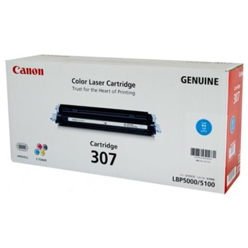 Canon CART307C Cyan (Genuine) title=