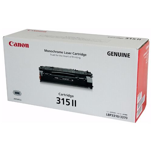 Canon CART315II Black High Yield (Genuine) title=