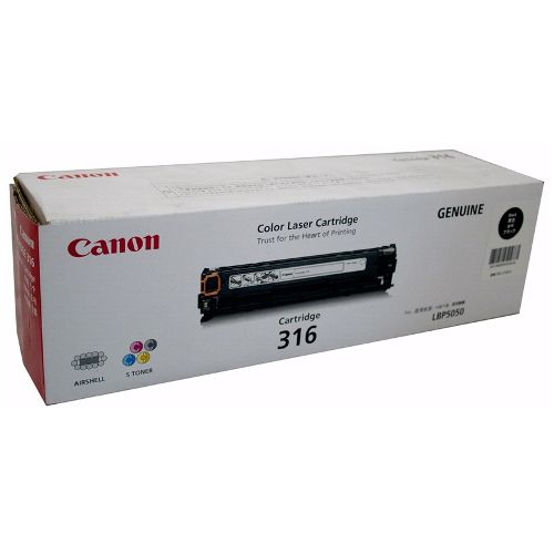 Canon CART316BK Black (Genuine)