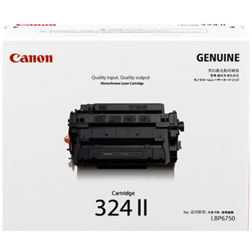 Canon CART324HY Black (Genuine) title=