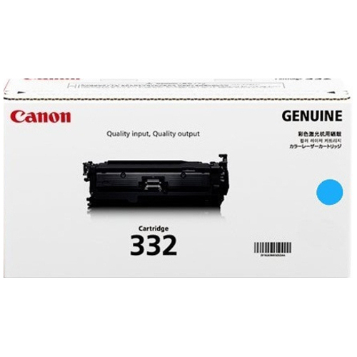 Canon CART332C Cyan (Genuine) title=