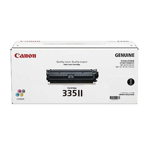 Canon CART335IIB Black High Yield (Genuine) title=