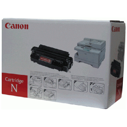Canon CARTN Black (Genuine) title=