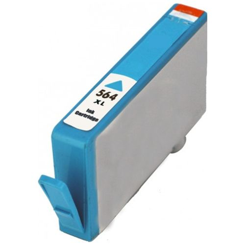 Compatible 564XL Cyan High Yield (CB323WA) title=