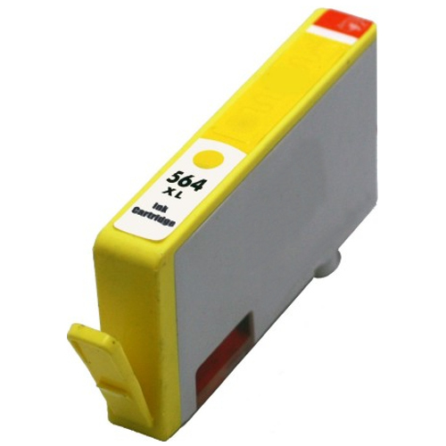 Compatible 564XL Yellow High Yield (CB325WA) title=