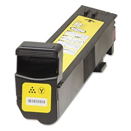 Remanufactured 824A Yellow Toner Cartridge (CB382A)