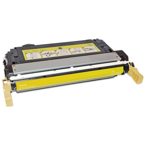 Remanufactured 642A Yellow (CB402A) title=