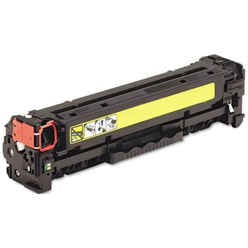 Remanufactured 304A Yellow Toner Cartridge (CC532A)