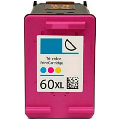 Remanufactured 60XL Colour High Yield (CC644WA) title=
