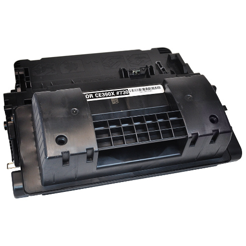 Remanufactured 90X Black High Yield (CE390X) title=