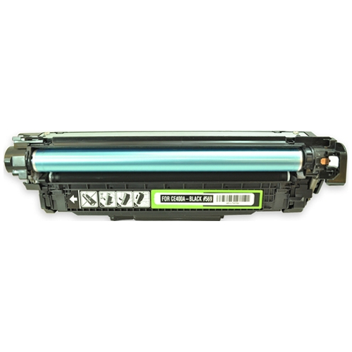 Remanufactured 507X Black High Yield (CE400X) title=