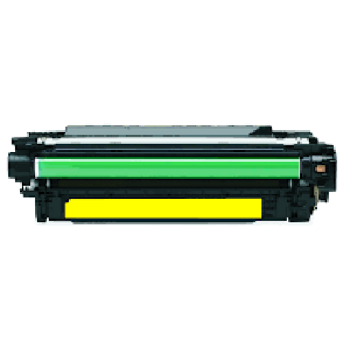 Remanufactured 507A Yellow (CE402A) title=
