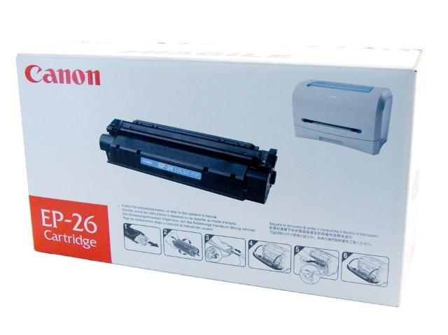 Canon EP-26 Black Toner Cartridge Genuine
