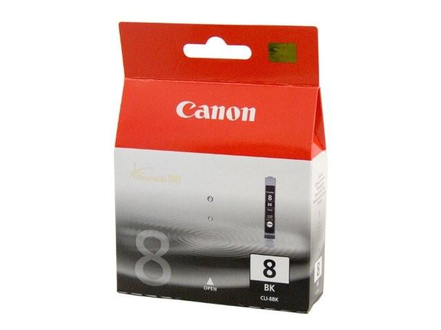 Canon CLI-8BK Photo Black Ink Cartridge Genuine
