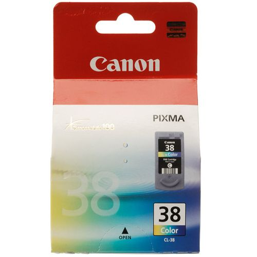 Canon CL-38 Colour (Genuine) title=