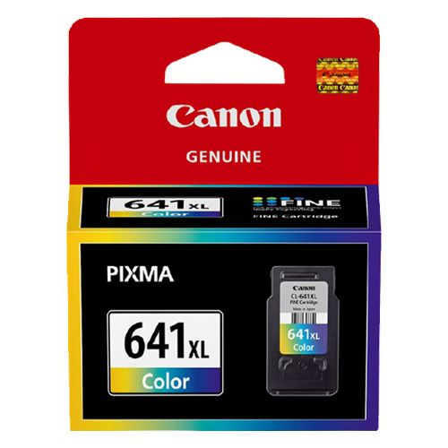 Canon CL-641XL Colour High Yield (Genuine) title=