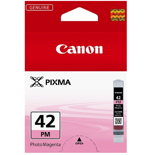 Canon CLI-42PM Photo Magenta (Genuine) title=