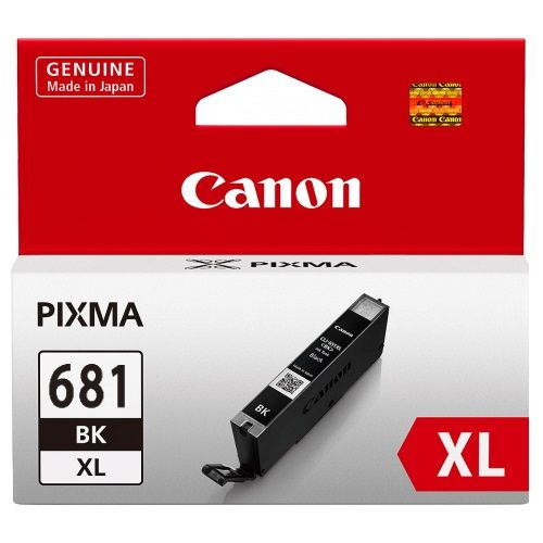 Canon CLI-681XLBK Black High Yield (Genuine) title=