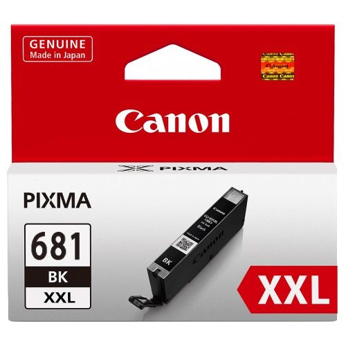 Canon CLI-681XXLBK Black Extra High Yield (Genuine) title=