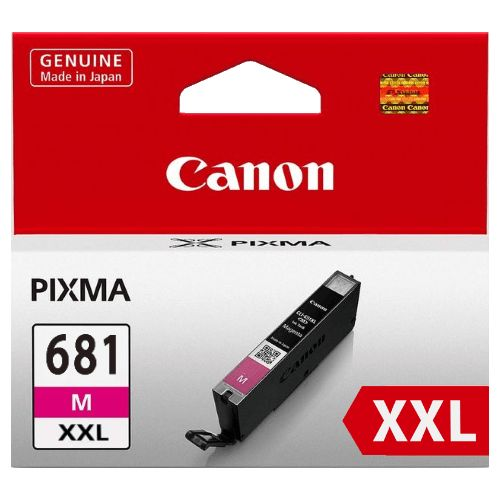 Canon CLI-681XXLM Magenta Extra High Yield (Genuine) title=