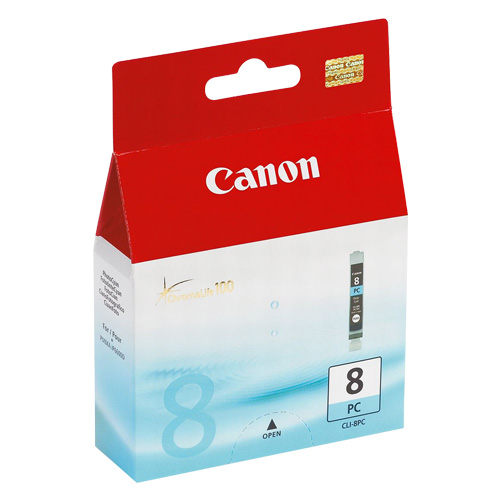 Canon CLI-8PC Photo Cyan (Genuine) title=
