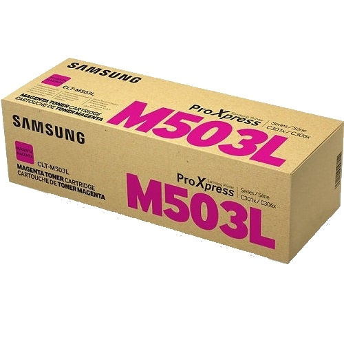 Samsung CLT-M503L Magenta High Yield (Genuine) title=
