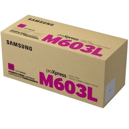 Samsung CLT-M603L Magenta Toner Cartridge (Genuine) title=