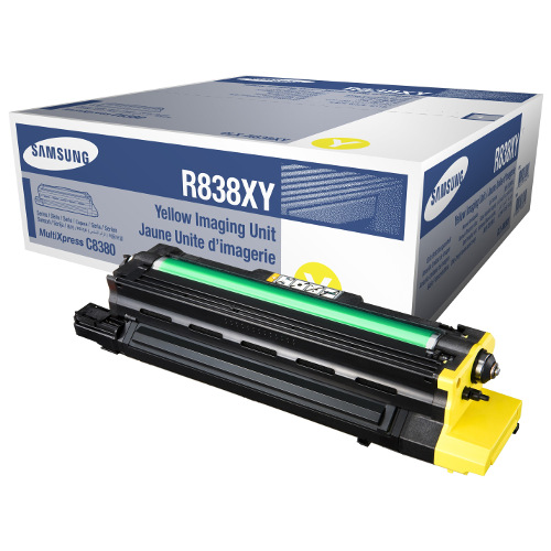 Samsung CLX-R838XY Yellow Imaging Unit title=
