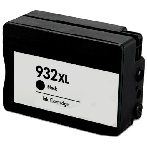 Remanufactured 932XL Black High Yield (CN053AA) title=