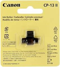 Canon CP-13 II Red/Blue Ink for Calculator Genuine