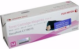Fuji Xerox CT201262 Magenta Toner Cartridge Genuine