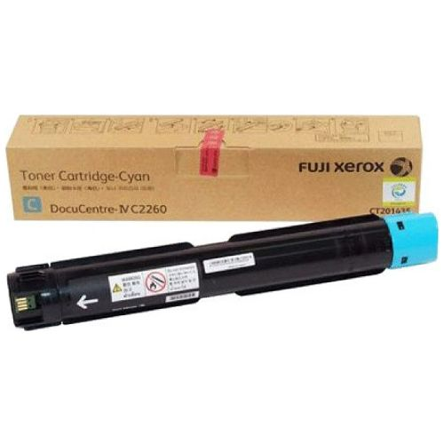 Fuji Xerox CT201435 Cyan (Genuine) title=