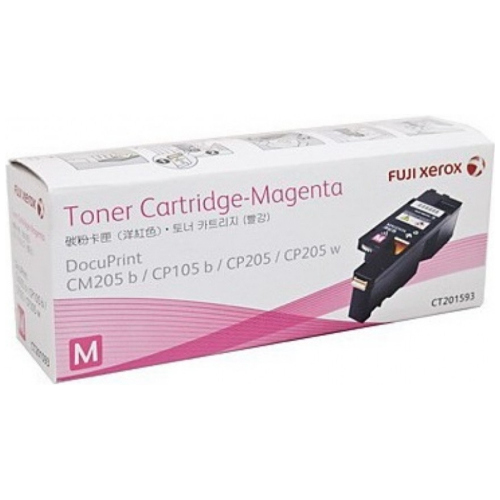 Fuji Xerox CT201593 Magenta (Genuine) title=