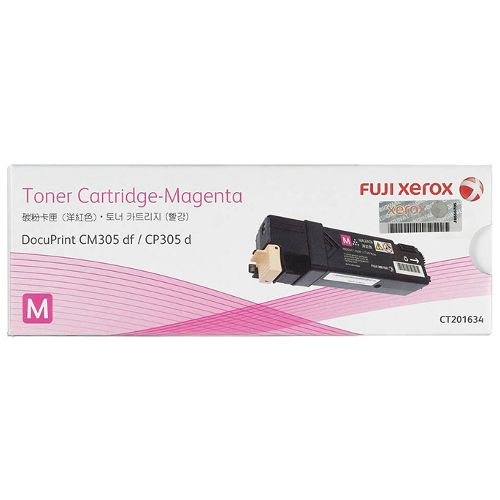Fuji Xerox CT201634 Magenta (Genuine) title=