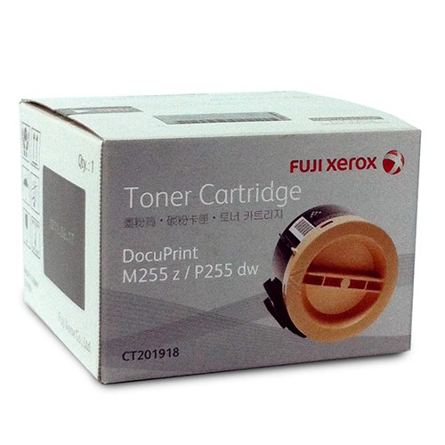 Fuji Xerox CT201918 Black (Genuine) title=
