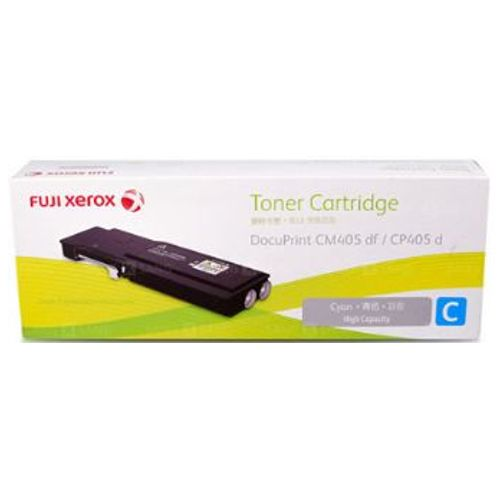 Fuji Xerox CT202034 Cyan (Genuine) title=