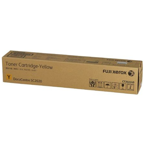 Fuji Xerox CT202249 Yellow (Genuine) title=