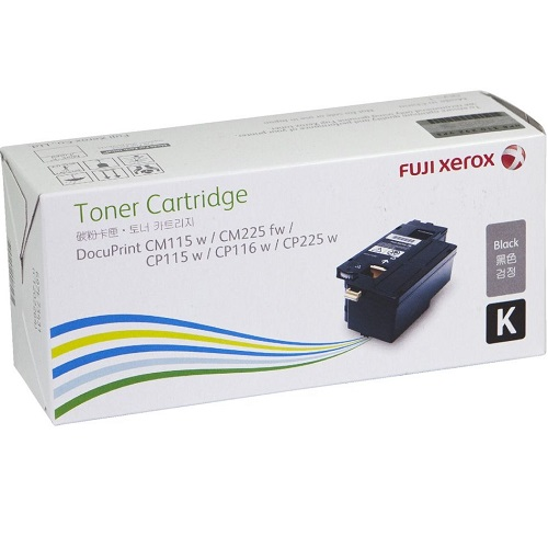 Fuji Xerox CT202264 Black Toner Cartridge Genuine