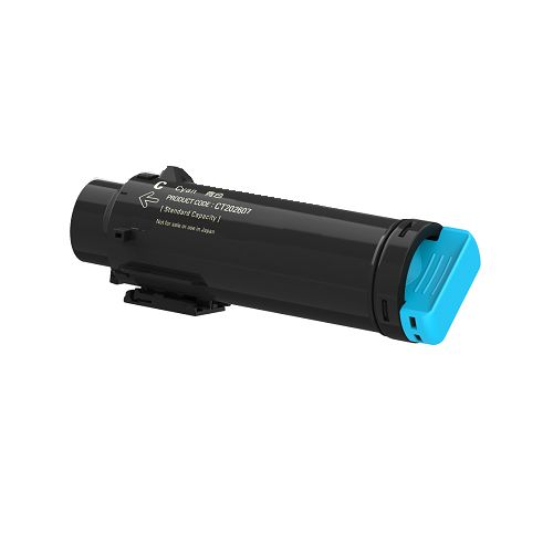 Compatible CT202611 Cyan High Yield Toner Cartridge title=