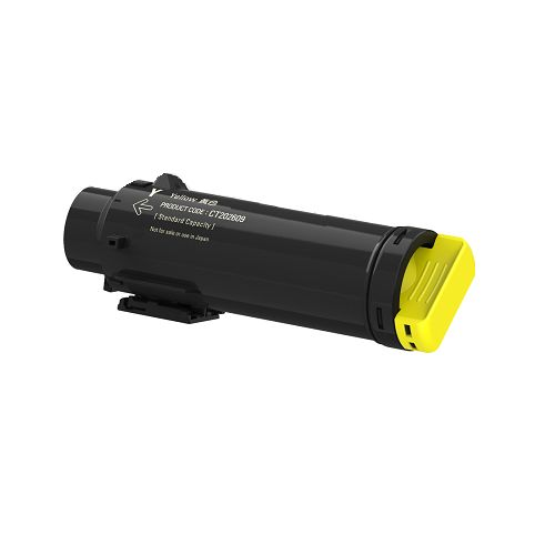 Compatible CT202613 Yellow High Yield Toner Cartridge title=