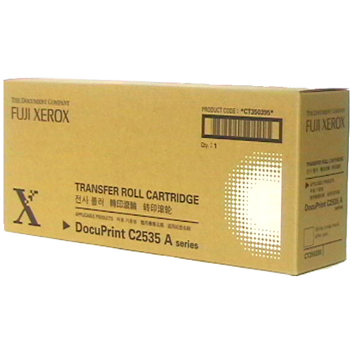 DISCONTINUED - Fuji Xerox CT350395 Transfer Roller title=