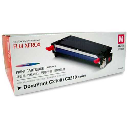 Fuji Xerox CT350487 Magenta (Genuine) title=