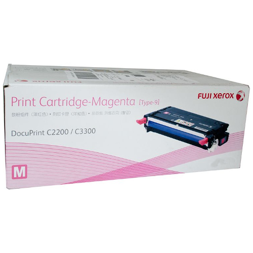 DISCONTINUED - Fuji Xerox CT350672 Magenta (Genuine) title=